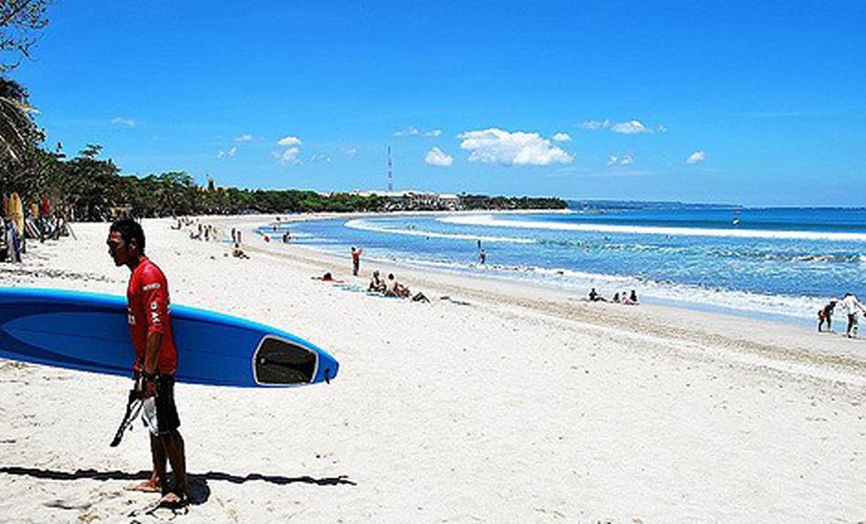 Breakers à Bali : La destination familiale parfaite pour surfer en famille