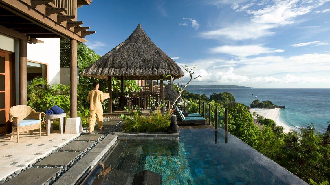 Top 10 des villas avec piscine en Asie