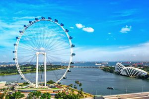 grande roue singapour