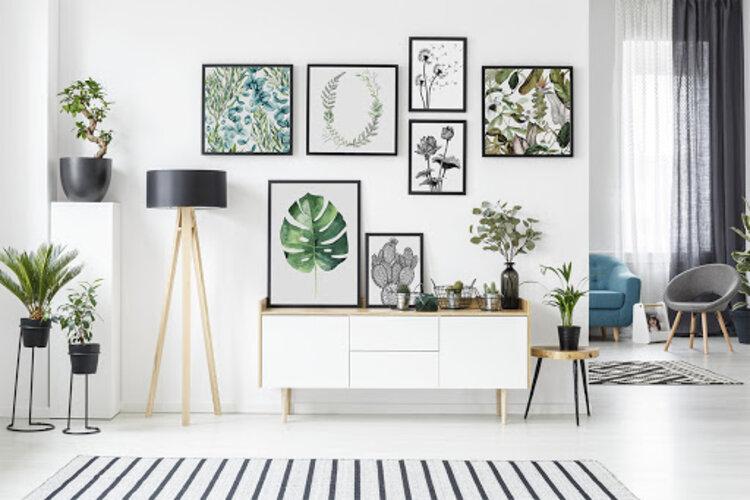 salon moderne design