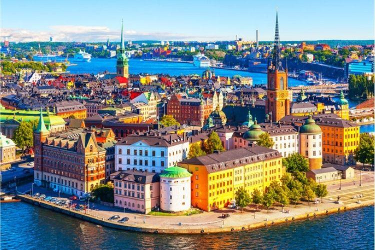 voyage de noce à stockholm
